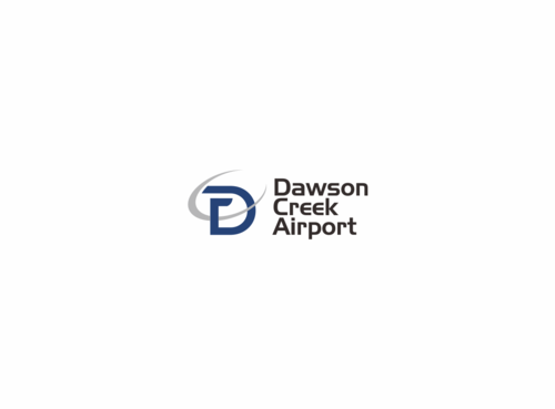 Dawson Creek Airport A Logo, Monogram, or Icon  Draft # 156 by hambaAllah