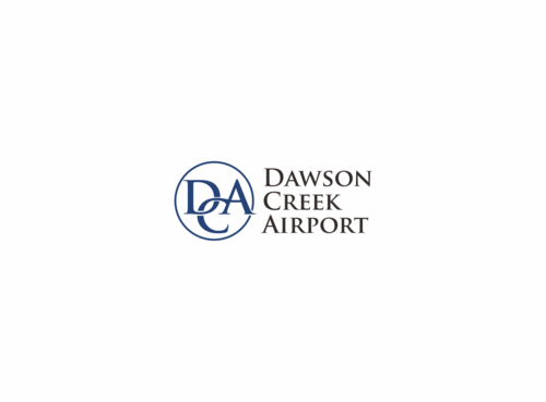 Dawson Creek Airport A Logo, Monogram, or Icon  Draft # 157 by hambaAllah