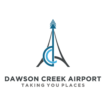 Dawson Creek Airport A Logo, Monogram, or Icon  Draft # 159 by Dealfan