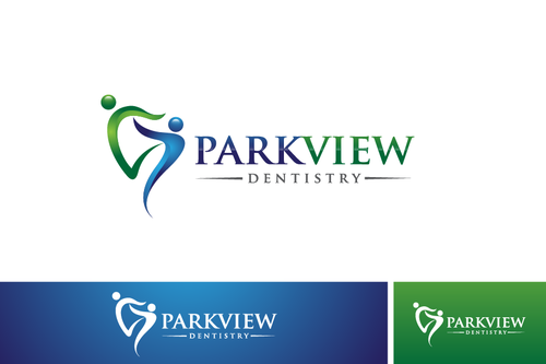 Parkview Dentistry A Logo, Monogram, or Icon  Draft # 176 by BitDE3Dimensional
