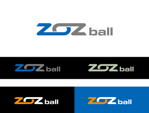 ZOZball A Logo, Monogram, or Icon  Draft # 262 by Lokeydesign