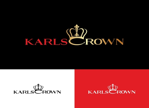 KARLSCROWN A Logo, Monogram, or Icon  Draft # 31 by Adwebicon