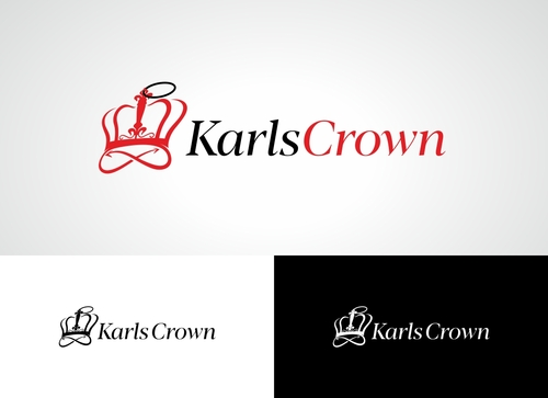 KARLSCROWN A Logo, Monogram, or Icon  Draft # 32 by Adwebicon