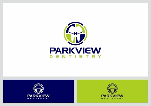 Parkview Dentistry A Logo, Monogram, or Icon  Draft # 190 by sumurdiladang