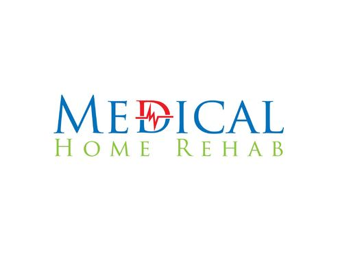 Medical Home Rehab A Logo, Monogram, or Icon  Draft # 182 by IsmailLogo