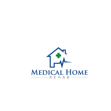 Medical Home Rehab A Logo, Monogram, or Icon  Draft # 202 by TheAnsw3r