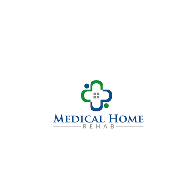 Medical Home Rehab A Logo, Monogram, or Icon  Draft # 206 by TheAnsw3r