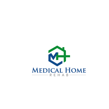 Medical Home Rehab A Logo, Monogram, or Icon  Draft # 207 by TheAnsw3r