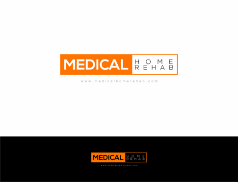 Medical Home Rehab A Logo, Monogram, or Icon  Draft # 210 by HandsomeRomeo
