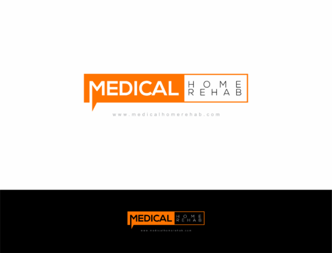 Medical Home Rehab A Logo, Monogram, or Icon  Draft # 211 by HandsomeRomeo