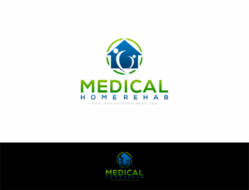 Medical Home Rehab A Logo, Monogram, or Icon  Draft # 212 by HandsomeRomeo