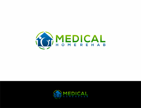 Medical Home Rehab A Logo, Monogram, or Icon  Draft # 213 by HandsomeRomeo