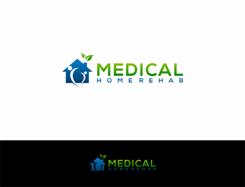 Medical Home Rehab A Logo, Monogram, or Icon  Draft # 214 by HandsomeRomeo