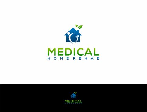 Medical Home Rehab A Logo, Monogram, or Icon  Draft # 215 by HandsomeRomeo