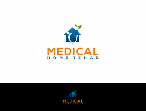 Medical Home Rehab A Logo, Monogram, or Icon  Draft # 216 by HandsomeRomeo