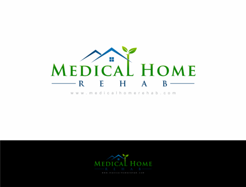Medical Home Rehab A Logo, Monogram, or Icon  Draft # 217 by HandsomeRomeo