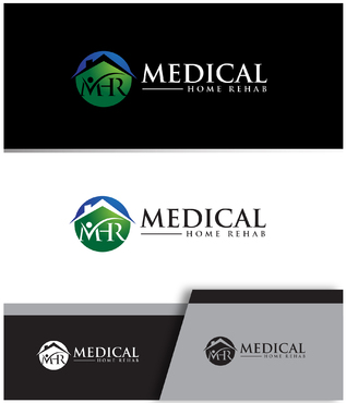 Medical Home Rehab A Logo, Monogram, or Icon  Draft # 219 by Jake04
