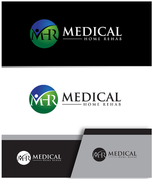 Medical Home Rehab A Logo, Monogram, or Icon  Draft # 220 by Jake04