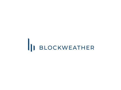 Blockweather     (could also be Blockweather Capital) A Logo, Monogram, or Icon  Draft # 219 by Harni