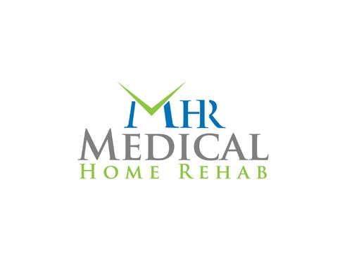 Medical Home Rehab A Logo, Monogram, or Icon  Draft # 226 by IsmailLogo