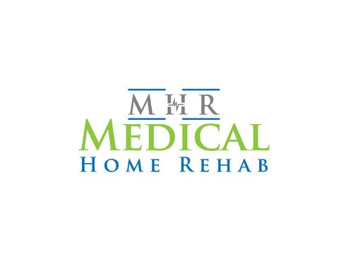 Medical Home Rehab A Logo, Monogram, or Icon  Draft # 227 by IsmailLogo