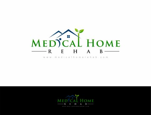 Medical Home Rehab A Logo, Monogram, or Icon  Draft # 241 by HandsomeRomeo