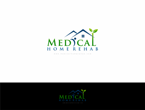 Medical Home Rehab A Logo, Monogram, or Icon  Draft # 242 by HandsomeRomeo