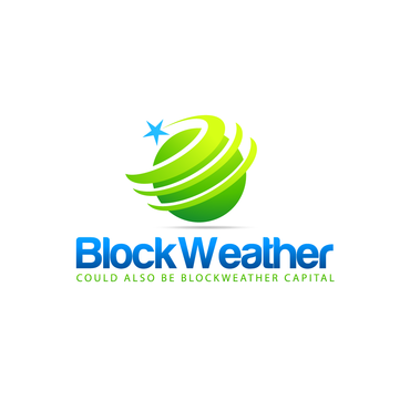 Blockweather     (could also be Blockweather Capital) A Logo, Monogram, or Icon  Draft # 223 by topazz