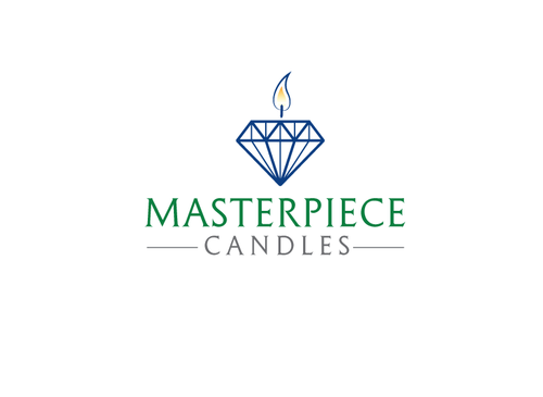 Masterpiece Candles A Logo, Monogram, or Icon  Draft # 60 by ziya75