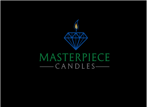 Masterpiece Candles A Logo, Monogram, or Icon  Draft # 65 by ziya75
