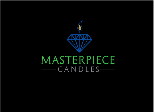 Masterpiece Candles A Logo, Monogram, or Icon  Draft # 67 by ziya75