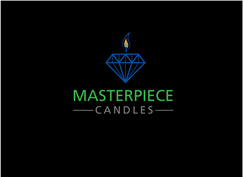 Masterpiece Candles A Logo, Monogram, or Icon  Draft # 68 by ziya75