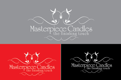 Masterpiece Candles A Logo, Monogram, or Icon  Draft # 95 by TheTanveer