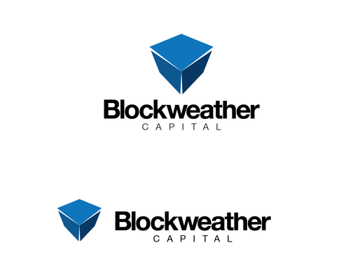 Blockweather     (could also be Blockweather Capital) A Logo, Monogram, or Icon  Draft # 227 by Harni