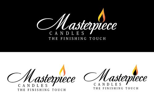 Masterpiece Candles A Logo, Monogram, or Icon  Draft # 110 by TheTanveer