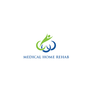 Medical Home Rehab A Logo, Monogram, or Icon  Draft # 290 by Letestdesign