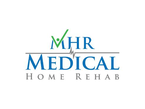 Medical Home Rehab A Logo, Monogram, or Icon  Draft # 296 by IsmailLogo
