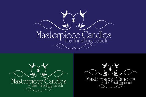 Masterpiece Candles A Logo, Monogram, or Icon  Draft # 160 by TheTanveer