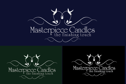 Masterpiece Candles A Logo, Monogram, or Icon  Draft # 162 by TheTanveer