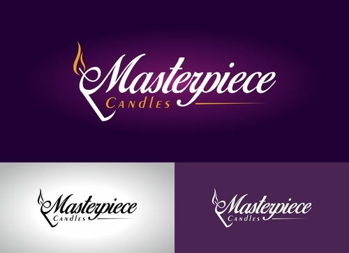 Masterpiece Candles A Logo, Monogram, or Icon  Draft # 184 by Adwebicon