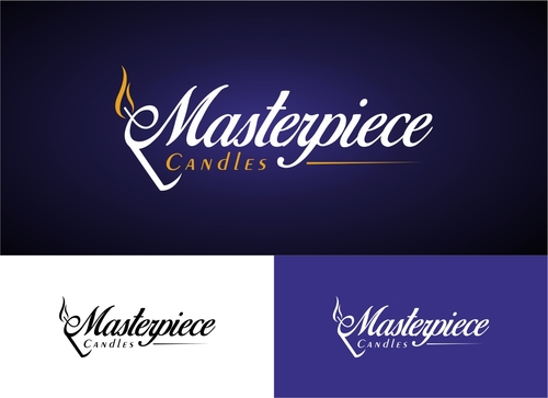 Masterpiece Candles A Logo, Monogram, or Icon  Draft # 185 by Adwebicon