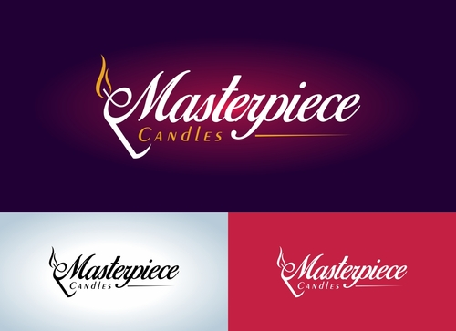 Masterpiece Candles A Logo, Monogram, or Icon  Draft # 186 by Adwebicon