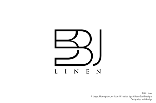 BBJ Linen Logo Winning Design by validesign