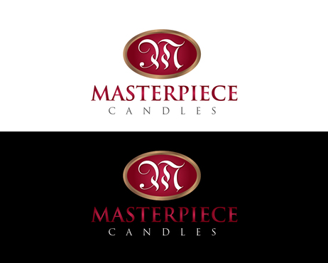 Masterpiece Candles A Logo, Monogram, or Icon  Draft # 195 by eche24