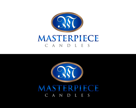 Masterpiece Candles A Logo, Monogram, or Icon  Draft # 218 by eche24