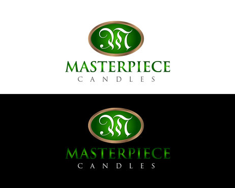 Masterpiece Candles A Logo, Monogram, or Icon  Draft # 219 by eche24
