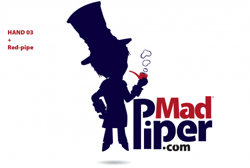 Mad Piper A Logo, Monogram, or Icon  Draft # 149 by Cheliland