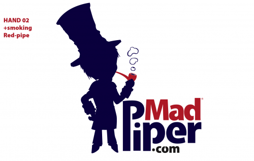 Mad Piper A Logo, Monogram, or Icon  Draft # 150 by Cheliland