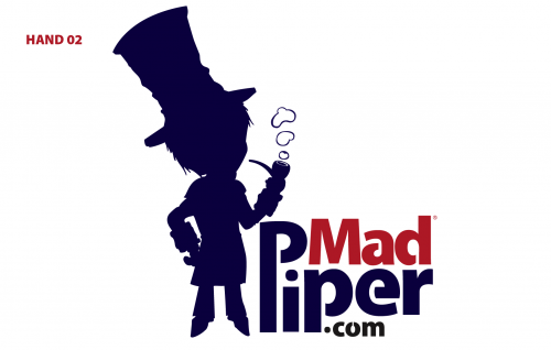 Mad Piper A Logo, Monogram, or Icon  Draft # 151 by Cheliland