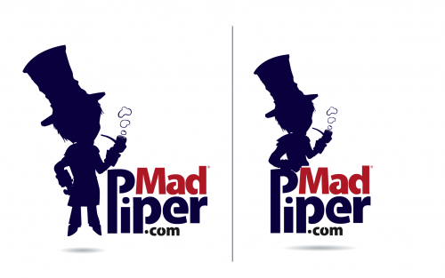 Mad Piper A Logo, Monogram, or Icon  Draft # 153 by Cheliland